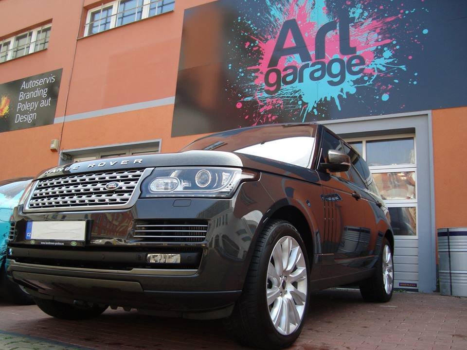Range rover for Garage land rover amiens